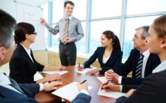 Corporate Trainer's Training